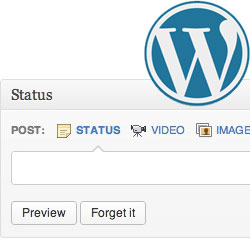 wordpress-status-fb