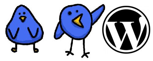 Twitter Plugins For WordPress