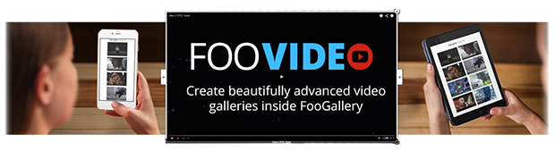 FooVideo - WordPress Video Galleries