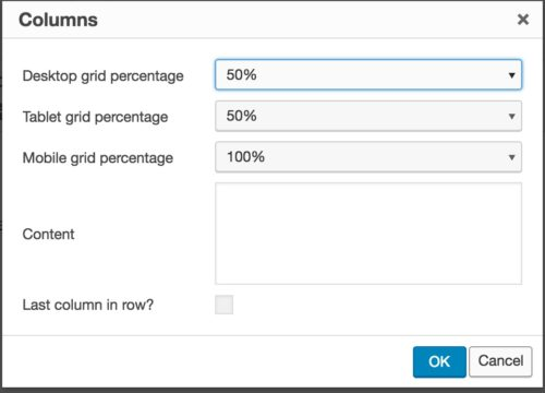 Lightweight Grid Columns WordPress Plugin