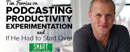Smart Passive Income - Tim Ferriss